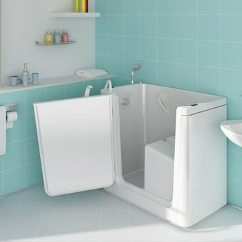 Lovely 29 Inch White Bathroom Vanity Huge Bathroom Vanities Toronto Canada Shaped Silkroad Exclusive Pomona 72 Inch Double Sink Bathroom Vanity Lowes Bathroom Vanity Tops Youthful Memento Bathroom Scene DarkReplace Bathtub Shower Doors Bathtubs With Door For The Elderly And Disabled Linea Oceano